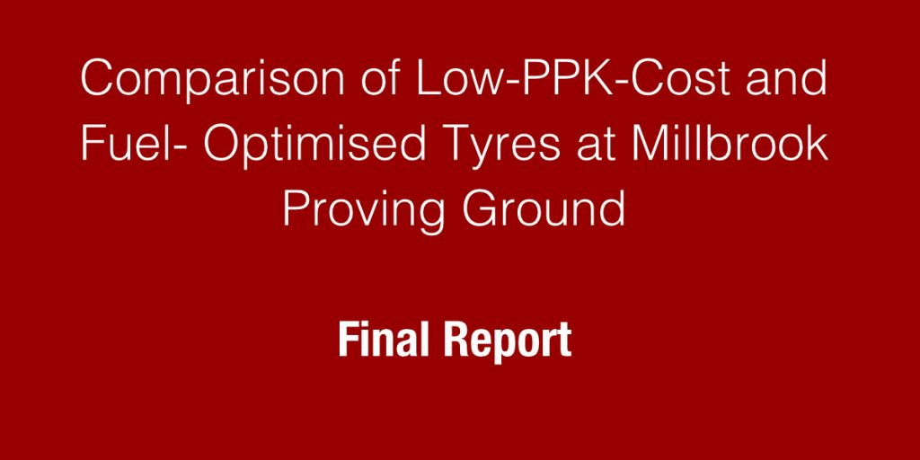 comparison report low cost PPK and fuel optimised feature image