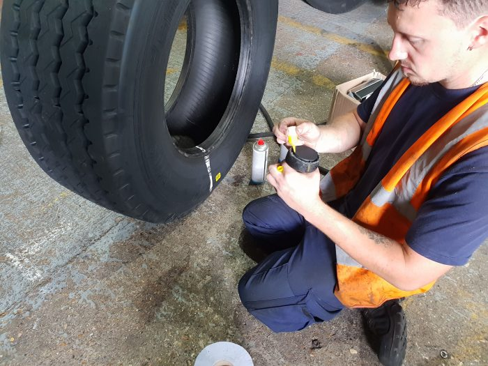 retread and rolling resistance tyres