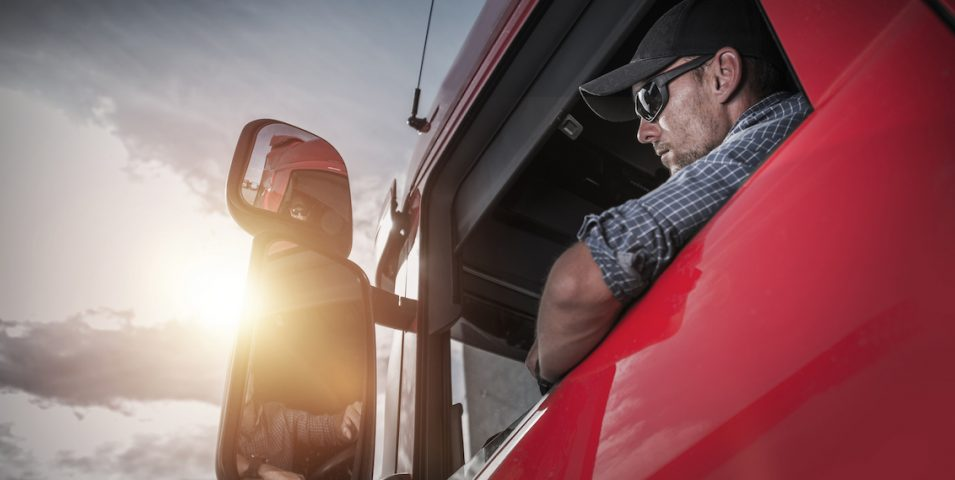 Truck and Driver - performance monitoring systems and saving fuel